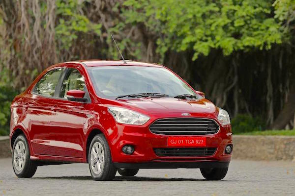 Ford Aspire India August 2015. Picture courtesy team-bhp.com