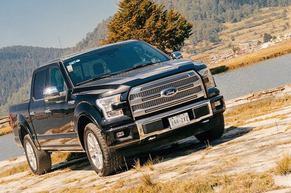 Ford F-Series Canada September 2015. Picture courtesy youtube.com