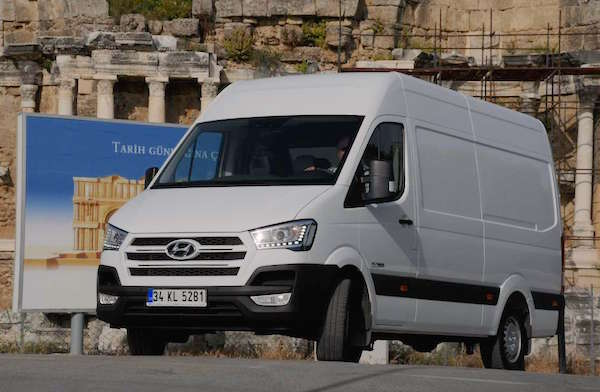 Hyundai H350 Turkey August 2015. Picture courtesy iepieleaks.nl