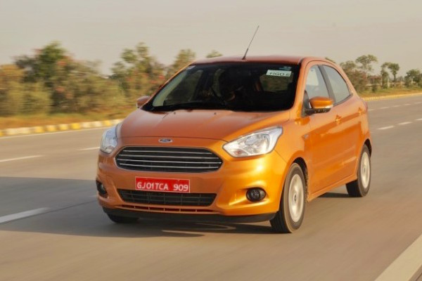 Ford Figo India October 2015. Picture courtesy motoroctane.com