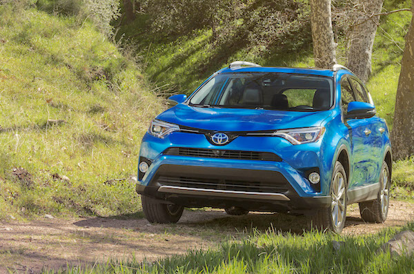 Toyota RAV4 USA October 2015