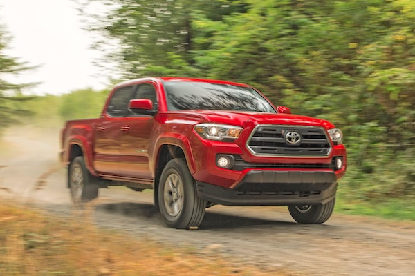 Toyota Tacoma World 2015. Picture courtesy motortrend.com