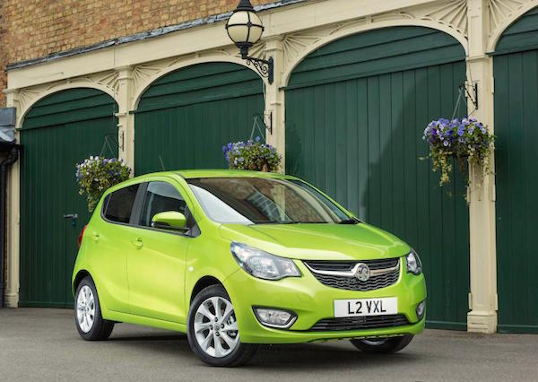 Vauxhall Viva UK October 2015. Picture courtesy autoexpress.co.uk