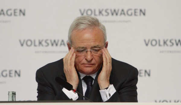 Martin Winterkorn. Picture courtesy smh.com.au