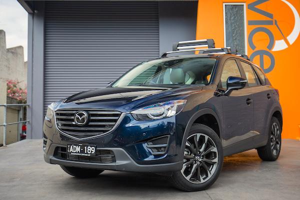 Mazda CX-5 Australia 2015. Picture courtesy caradvice.com.au