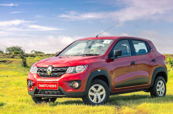 Renault Kwid India 2015. Picture courtesy motorbeam.com