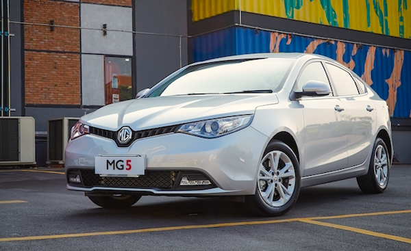 MG5 Thailand 2015. Picture courtesy headlightmag.com