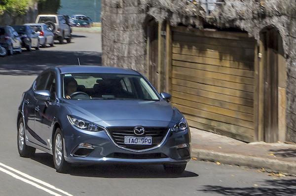 Mazda3 Australia February 2016. Picture courtesy caradvice.com.au