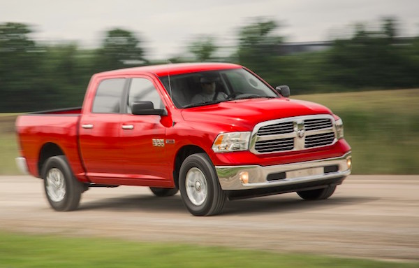 Ram 1500 USA 2015. Picture courtesy caranddriver.com