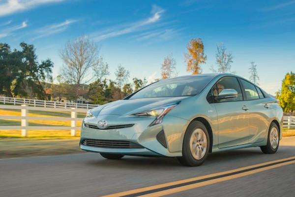 Toyota Prius USA 2015. Picture courtesy caranddriver.com