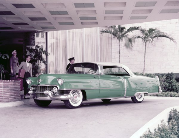 1954 Cadillac cadillac sixty-two