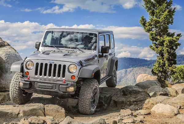 Jeep Wrangler USA March 2016