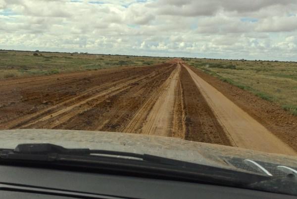 Birdsville Track mud