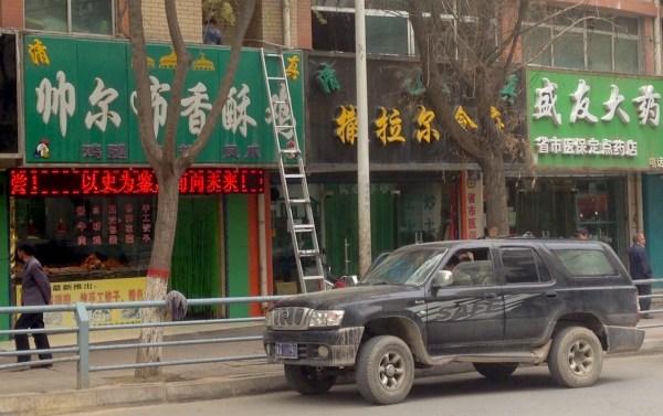 Great Wall Safe Xining China 2016
