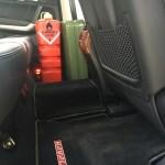 Haval H8 Back seat legroom 2