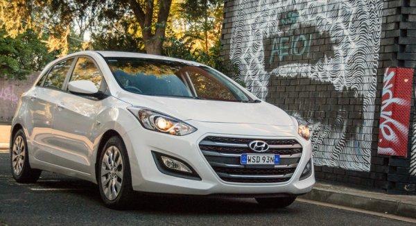 Hyundai i30 Australia June 2016. Picture courtesy caradvice.com.au