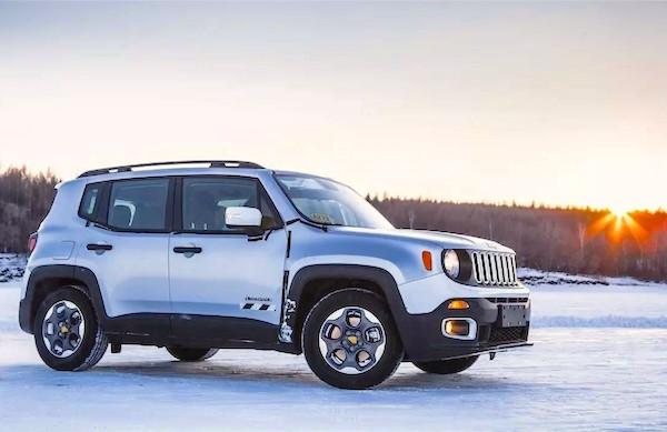 Jeep Renegade China June 2016