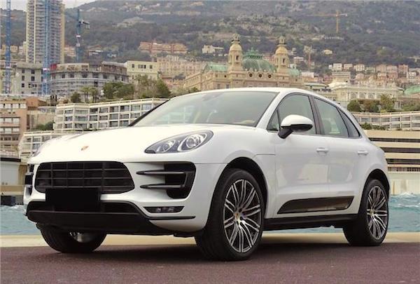 Porsche Macan Monaco 2015. Picture courtesy rezocar.com