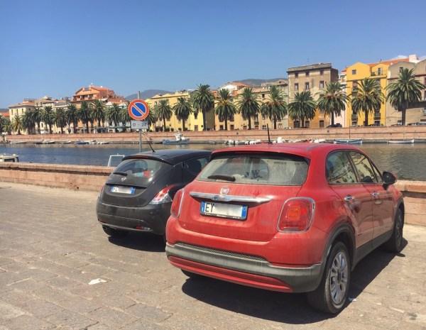 1. Fiat 500X Bosa Sardinia