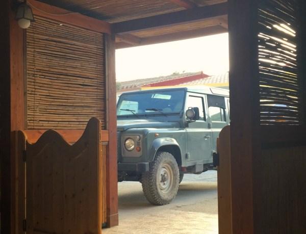 Land Rover Defender San Salvatore Sardinia