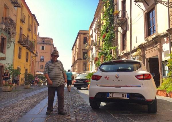 Renault Clio Bosa Sardinia