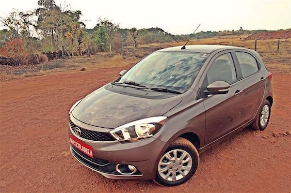 Tata Tiago India July 2016. Picture courtesy motortrend.in