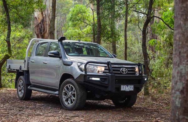 Toyota Hilux Australia July 2016. Picture courtesy caradvice.com.au