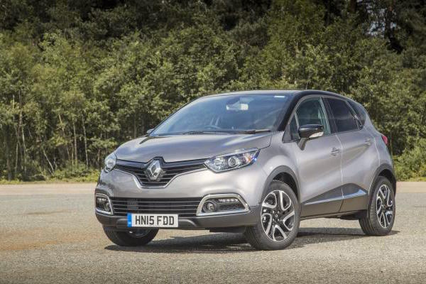 Renault Captur UK August 2016. Picture courtesy carbuyer.co.uk
