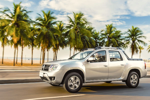 Renault Duster Oroch Argentina 2016