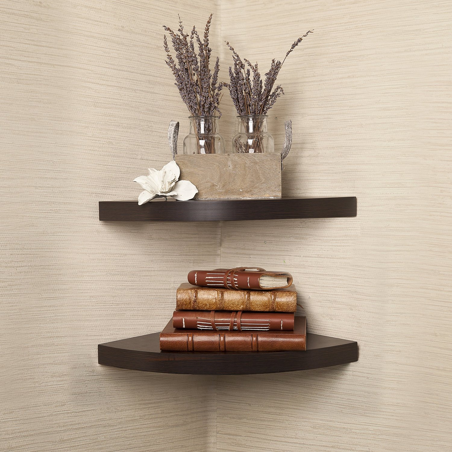 Floating Shelves Corner Wall Top 10 Best Floating Wall Shelves For Your Homes