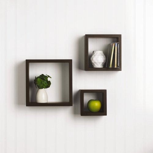 Medium Crop Of Floating Square Shelves