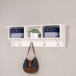 Small Crop Of Wood Bathroom Shelves