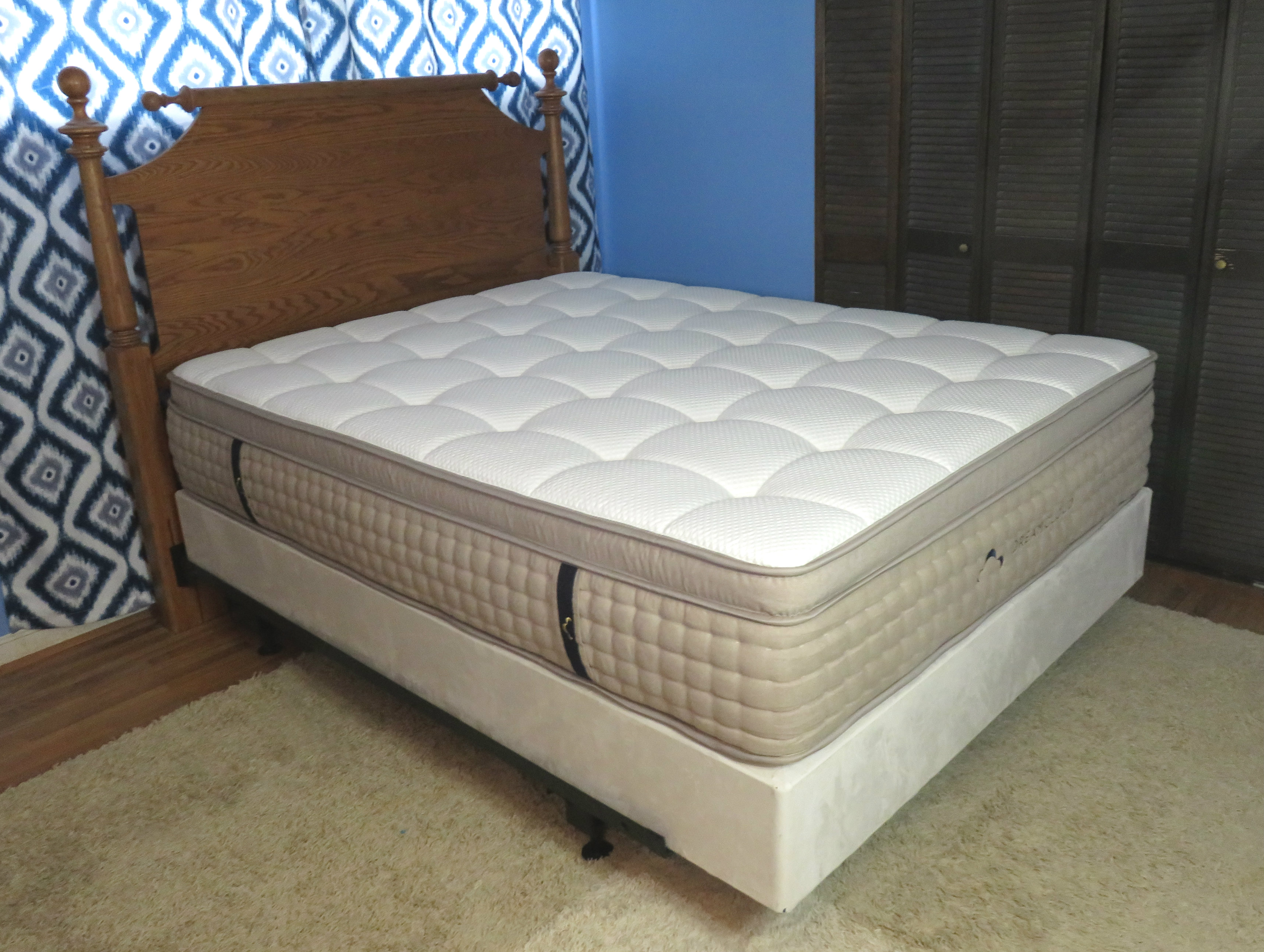 Expanded Queen Mattress Dreamcloud Mattress Review Luxury Bedding Priced Right