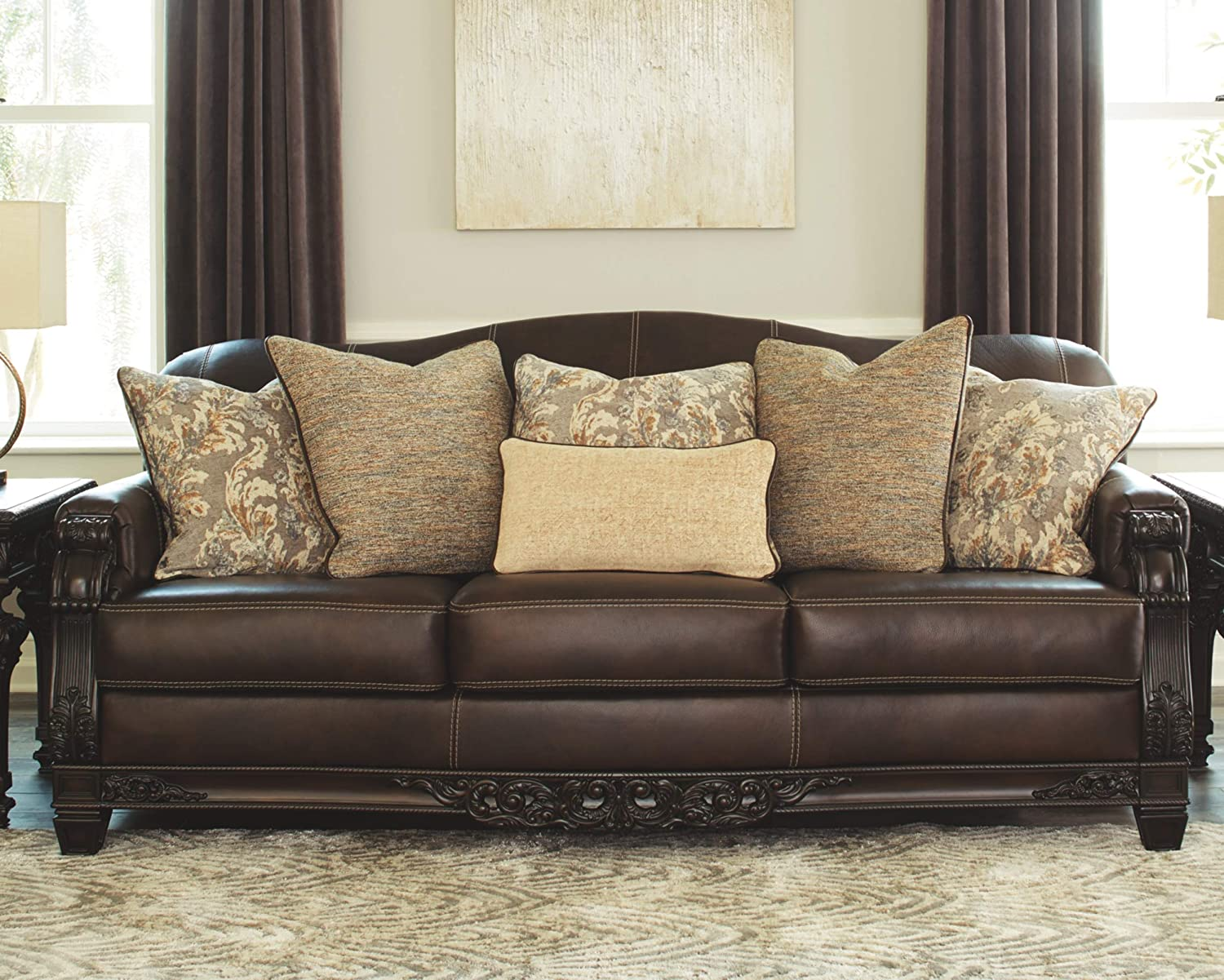 Best Buy Faux Leather Sofa Review Free Shipping