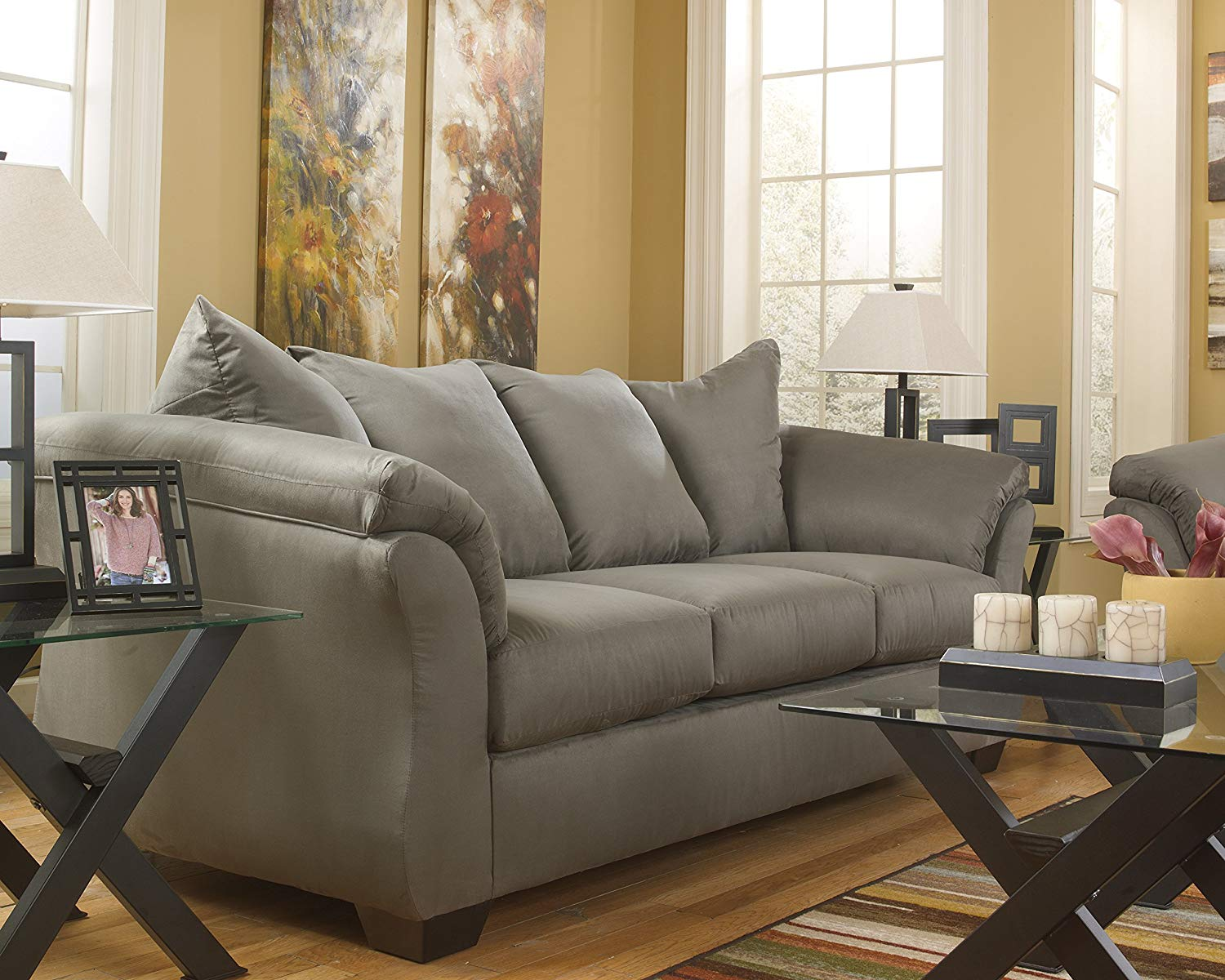 Darcy Sofa Ashley Review Cheap Sectional Sofas Under 500 For Living Room Furniture