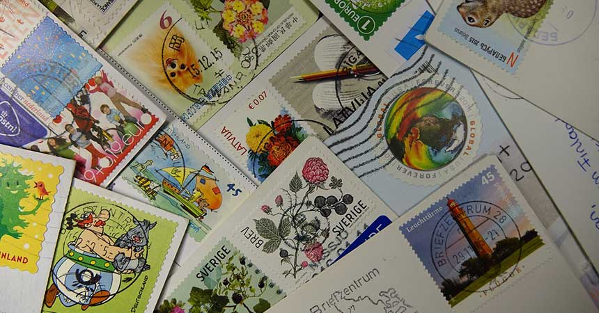 How Many Stamps Do I Need to Send a Letter, Package