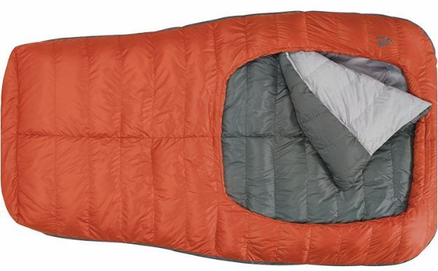 13 Best Double Sleeping Bags For Camping With Double Cots