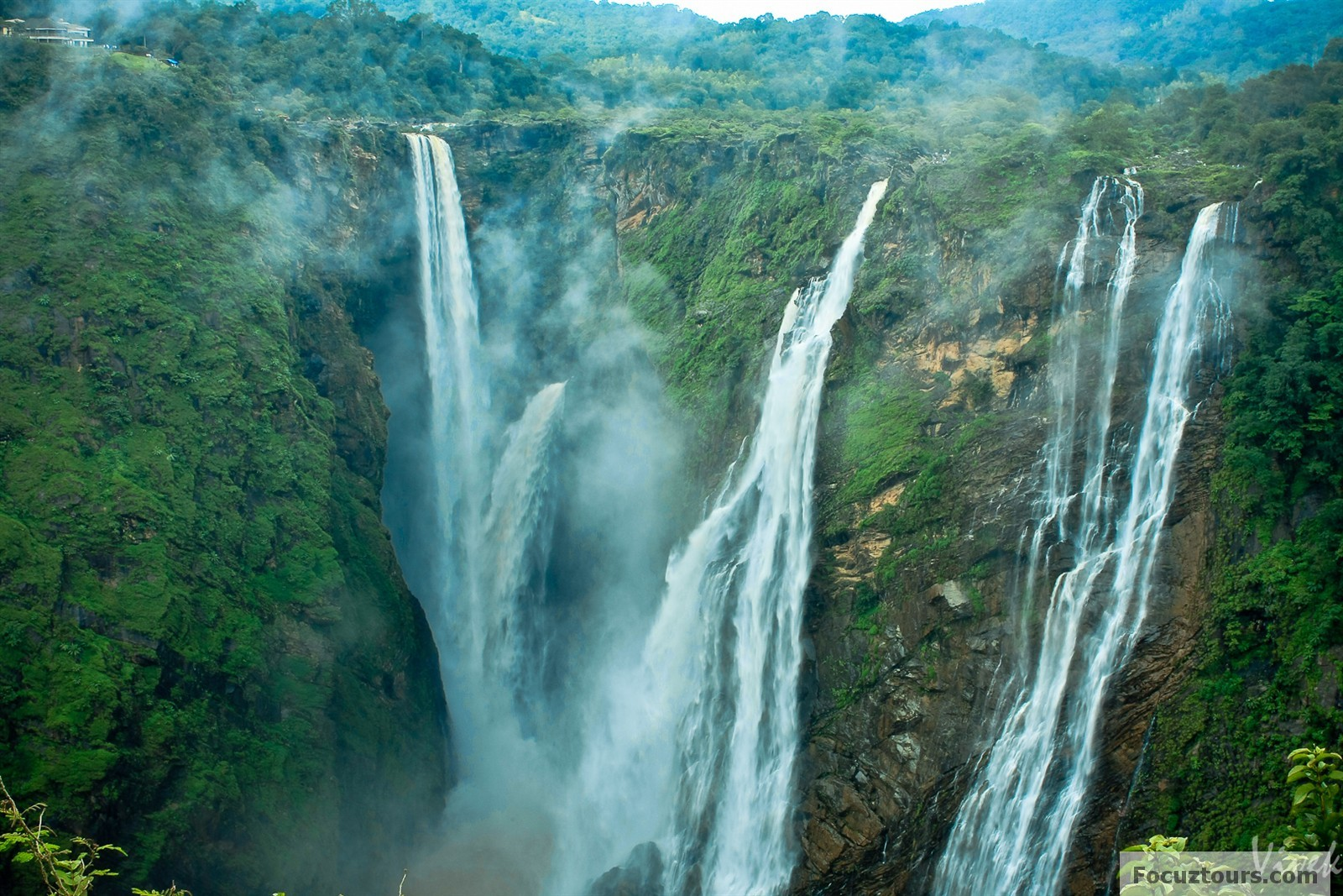Victoria Falls Wallpapers High Resolution Jog Fall Tourism Best Time To Visit Jogfalls