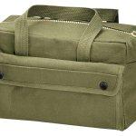 Rothco Mechanics Tool Bag W/ Brass Zipper