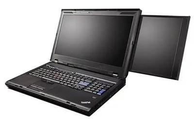 Lenovo ThinkPad W700DS