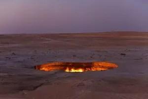 Kara-Kum Desert
