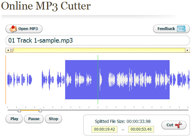 online-mp3-cutter-editor