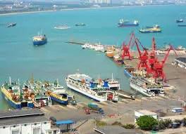 China - Qinhuangdao Port