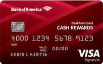 BankAmericard Cash