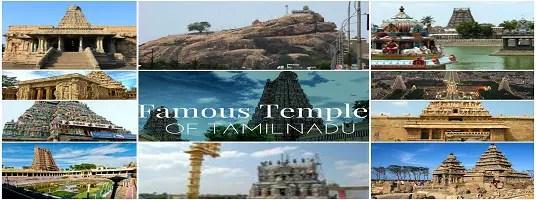 Top 10 Temples of Tamil Nadu