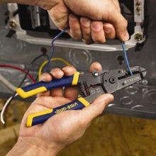 Insulated wire cutters