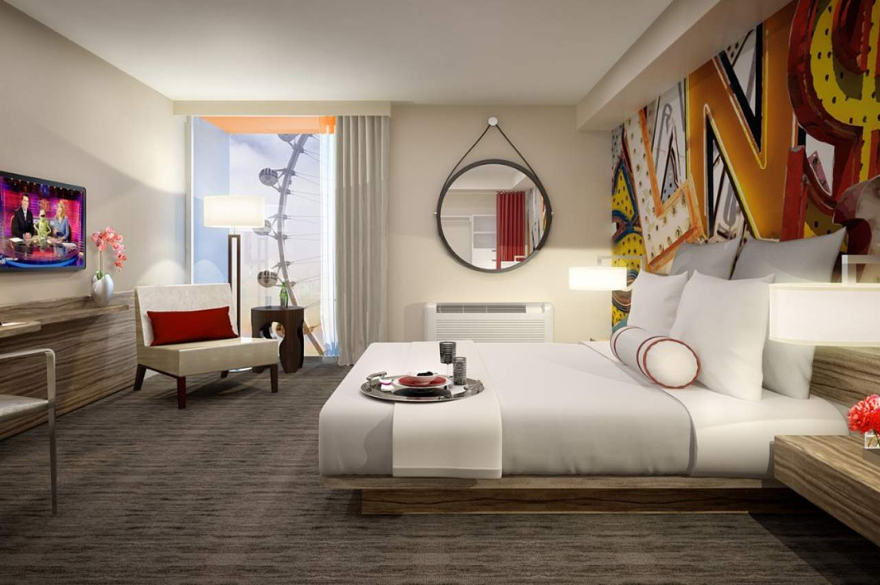 Daybeds At Rooms To Go The Linq Hotel And Casino Las Vegas