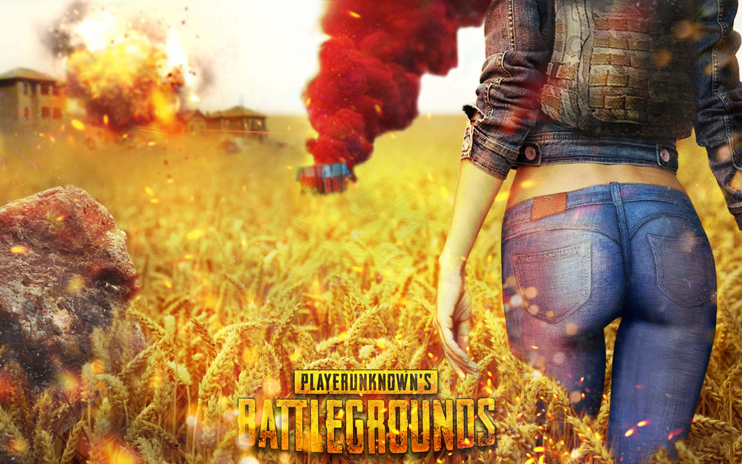 Pubg Ultrawide Wallpaper Playerunknowns Battlegrounds Pubg Cover 4k Wallpaper