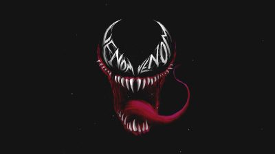 Venom Art 4K Wallpaper - Best Wallpapers