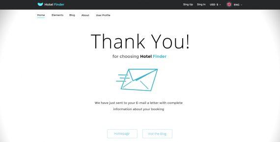 Hotel Finder \u2013 Online Booking PSD Template \u2013 BestWebSoft